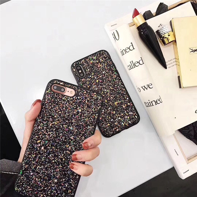 Fashion Glitter IPhone Case - Modern Charme.