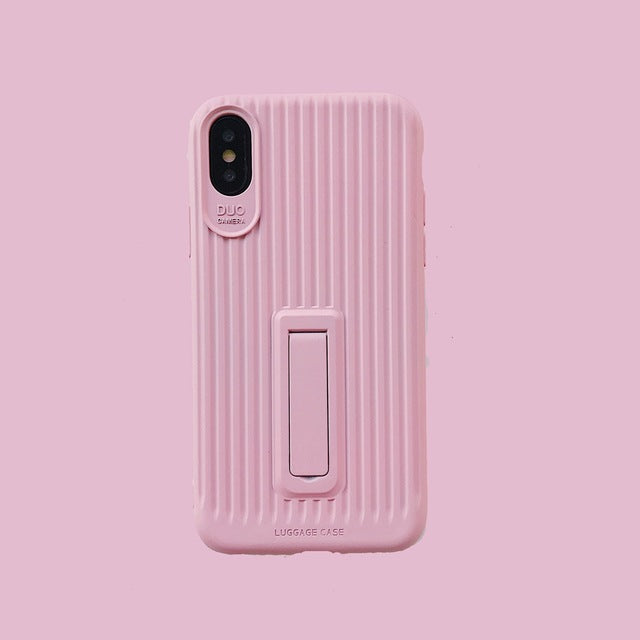 Pastel Kickstand IPhone Case - Modern Charme.