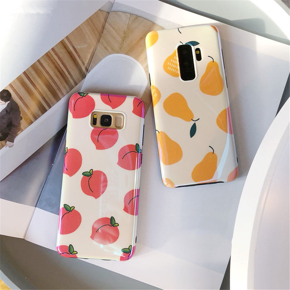 Peaches and Pears Samsung Case - Modern Charme.