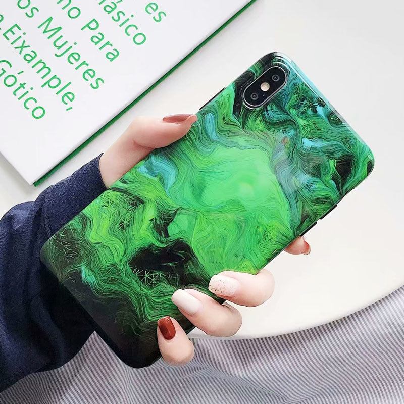 Radioactive IPhone Case - Modern Charme.