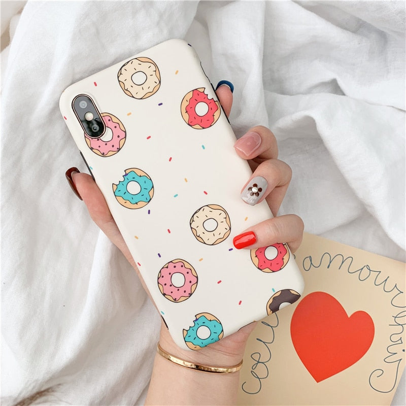 Its Raining Donuts IPhone Case
