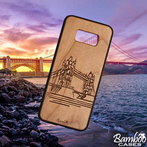 Funda para celular Golden Gate