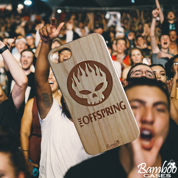 Funda para celular The offspring