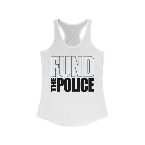 Fund The Police Women's Racerback Tank