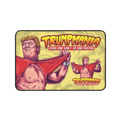 Trumpmania Desk Mat