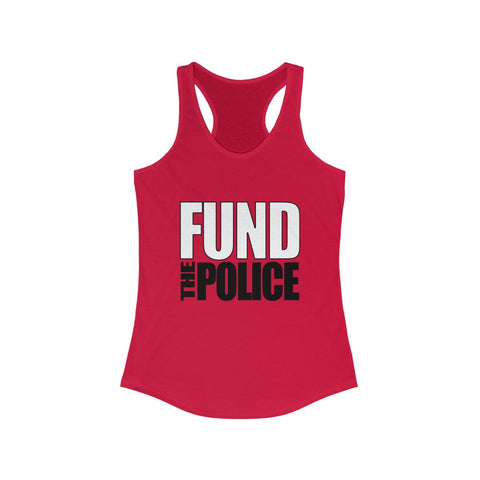 Copy of Fund The Police Women's Racerback Tank