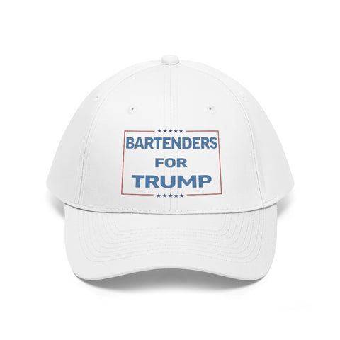 Bartenders For Trump COVID-19 Relief Charity Hat