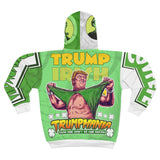 Saint Patricks Day Trumpmania Donald Trump Irish Holiday Funny Sweatshirt