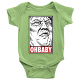 "OH! BABY! Trump ""OBEY Style"""