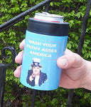 Wash Your Filthy Asses Nick Di Paolo Koozie