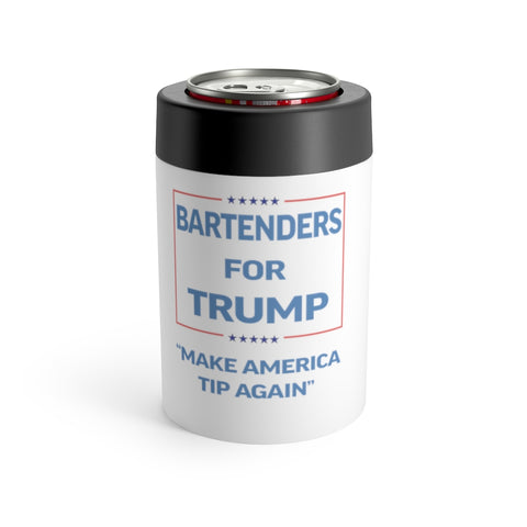 Bartenders For Trump Quarantine Koozie