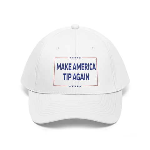 MAKE AMERICA TIP AGAIN COVID-19 Relief Charity Hat