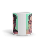 Kim Jong Un Happy Supreme Leader funny Political Mug