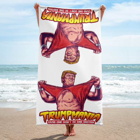 TRUMPMANIA with Wrestler Trump
