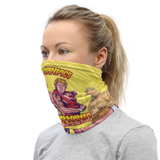 Trumpmania Tag Team Trump And Pence Face Mask Neck Gaiter