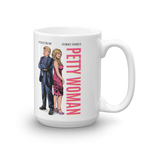Petty Woman Hilarious Pretty Woman Parody Coffee Mug