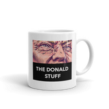 "Trump ""I'm Rubber and You're Glue"" funny Mug"