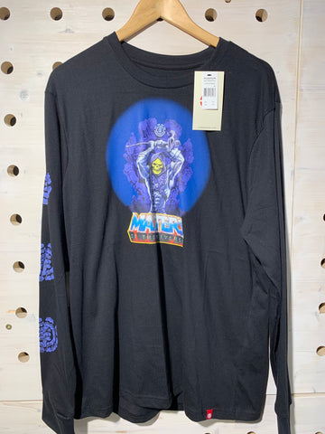 ELEMENT X THE MASTERS OF THE UNIVERSE MOTU SKELETOR LS