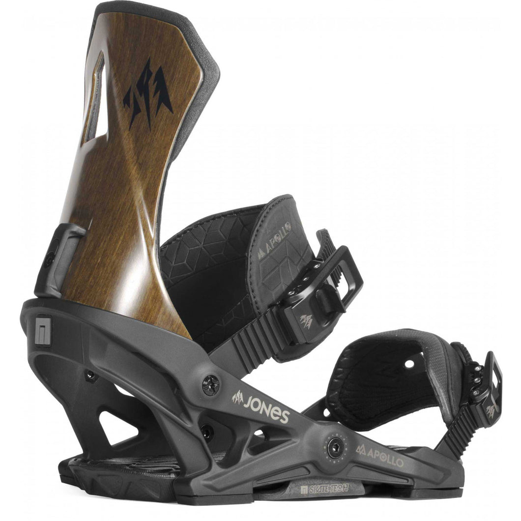 JONES - APOLLO BINDINGS