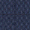 Blue Birdseye Windowpane Cashmere-blend Suit