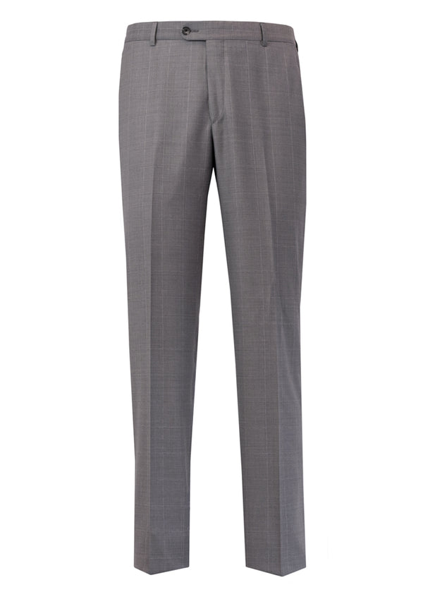Light Grey Windowpane Honey Way Suit