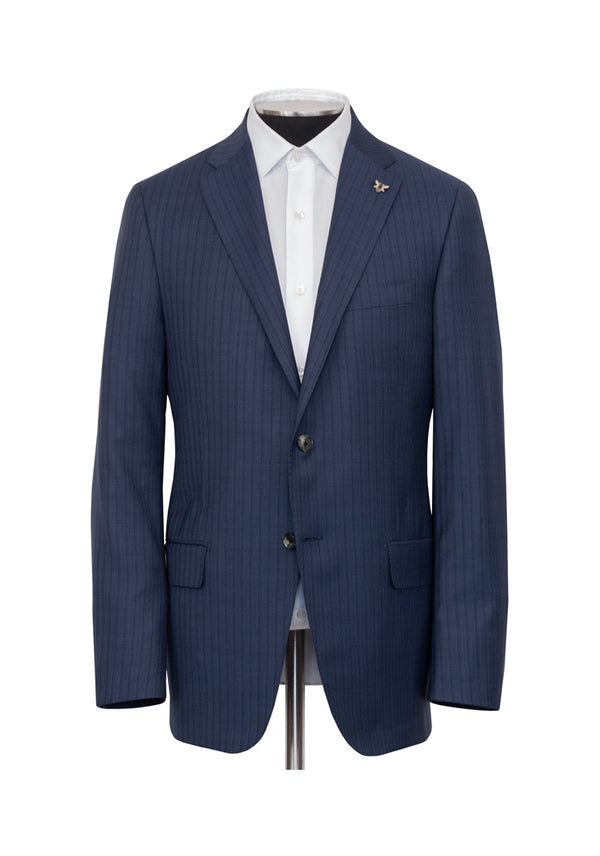 Blue Stripe Honey Way Suit