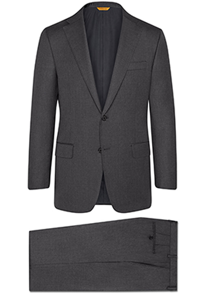 Solid Grey Traveler Suit