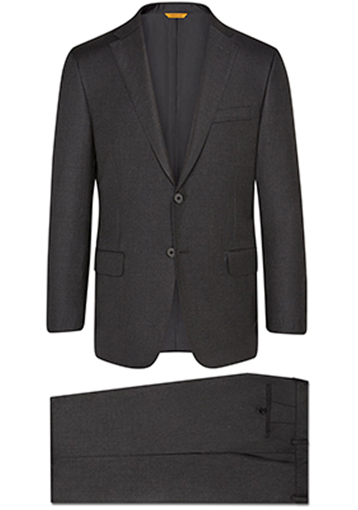 Charcoal Tasmanian Suit: A Fit