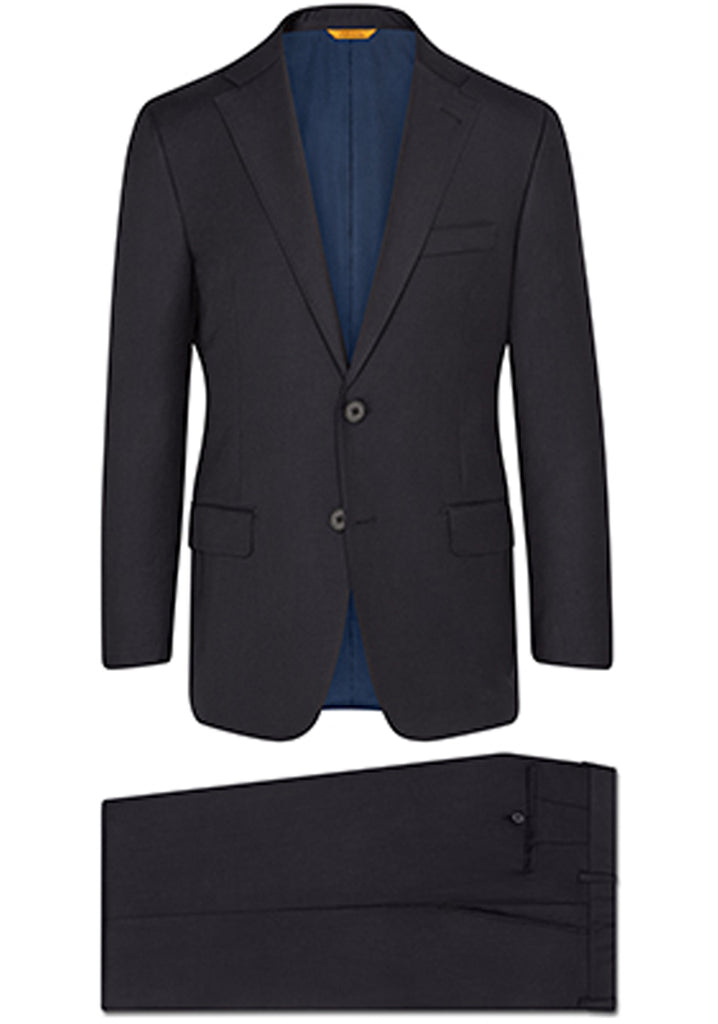 Navy Tasmanian Suit: A Fit
