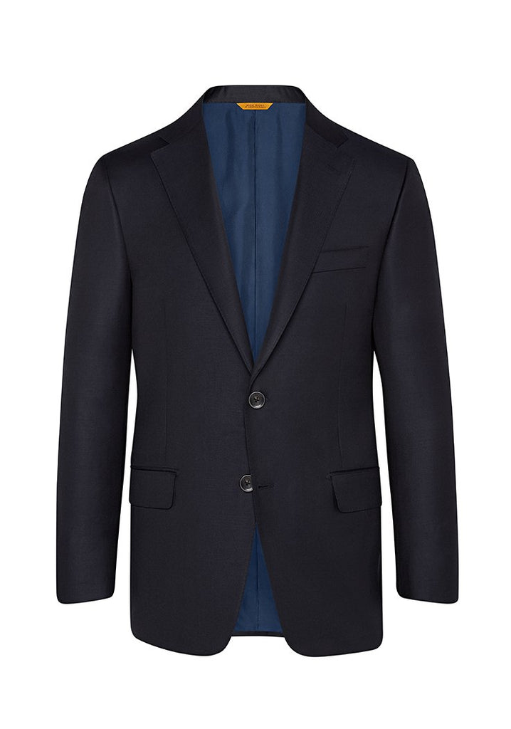 Hickey Freeman Navy Traveler Blazer