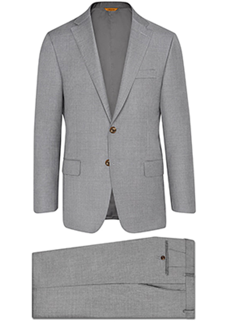 Dove Grey Tasmanian Suit: B Fit