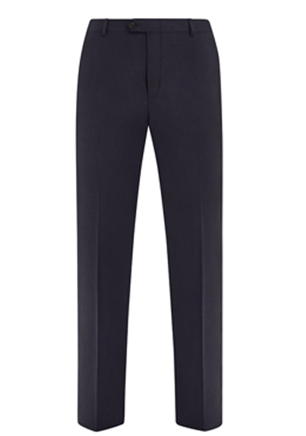 Blue Sharkskin Tasmanian Trousers