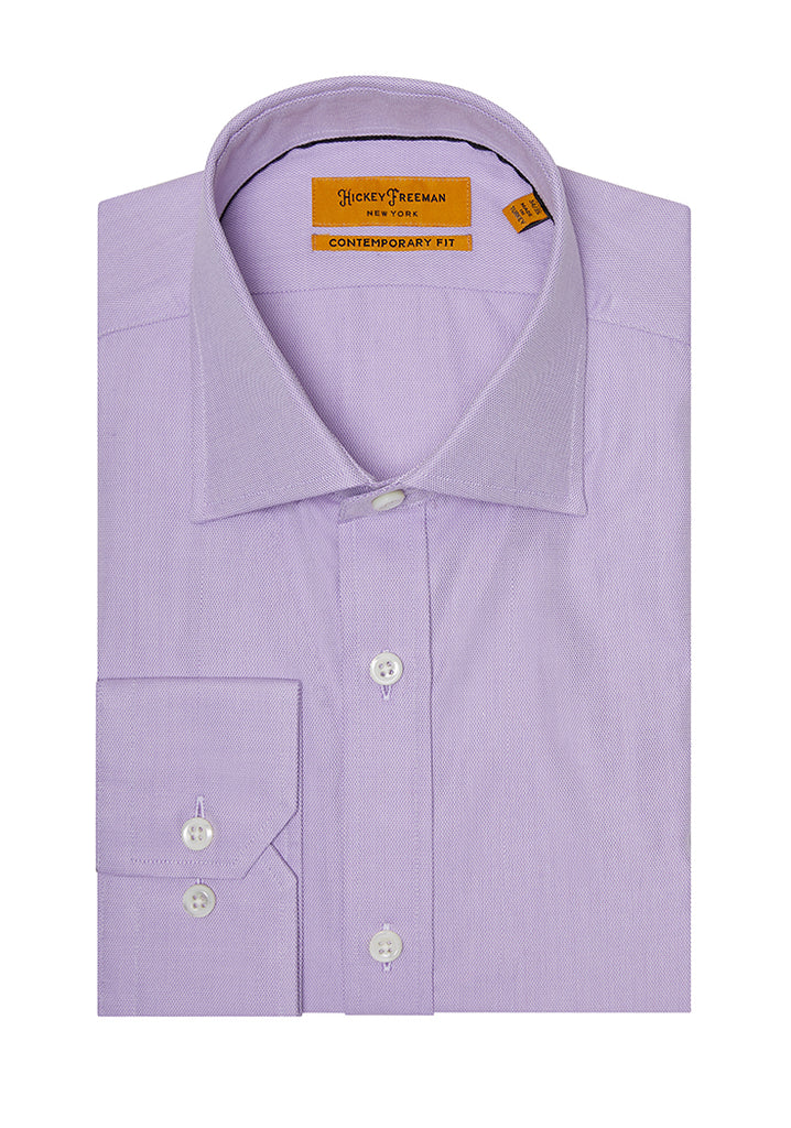Lavender Oxford Dress Shirt