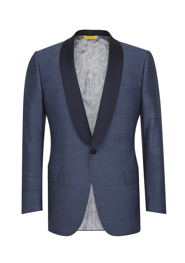 Slate Blue Formal Jacket