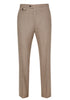 Tan Soft Luxe Trousers
