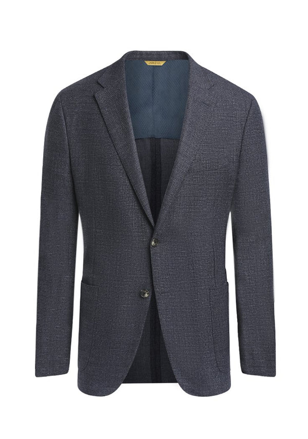 Slate Blue Touch of Silk Weightless Jacket