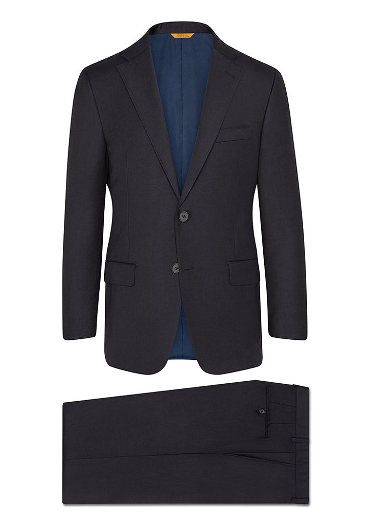 Hickey Freeman Navy Tasmanian Suit: H Fit