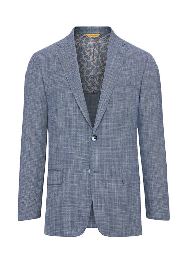 Chambray Blue Soft Jacket