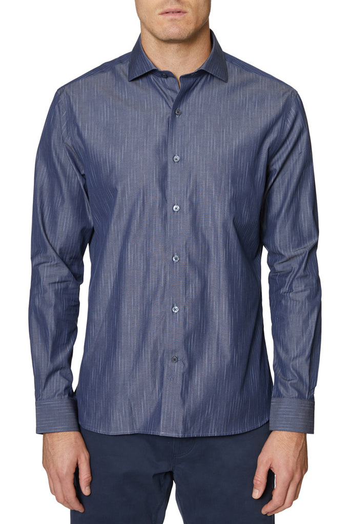 Denim Bleecker Cotton Shirt
