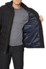 Navy Seam Seal Quilted Jacket