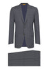 Grey Check Traveler Infinity Suit