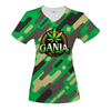 Ganja Women's V-Neck T-Shirt