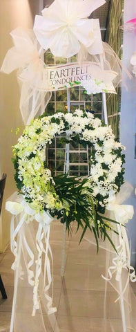Condolences Flower Stand -2