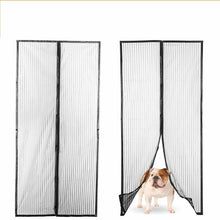 Load image into Gallery viewer, Magnetic Anti-Mosquito Screen Door Anti Mosquito Insect Fly Bug Mesh Curtains Door Screen Automatic Closing Netting Magnets