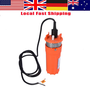 1/2Inch 12V DC Pump Submersible Deep Well Water DC Pump Alternative Energy Solar Powered Submersible Pump bomba vacio pene