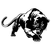 Load image into Gallery viewer, Car Styling Sticker 20*13cm Fiery Wild Panther Hunting Body Decal Car Stickers Motorcycle Decorations Vinyl Decals Stickers  #07