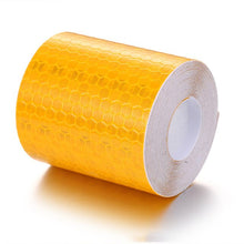 Load image into Gallery viewer, Safety Mark Reflective Tape Stickers for Bicycles Frames Motorcycle Self Adhesive Film Warning Tape Reflective Film