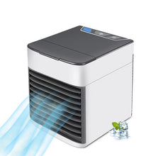 Load image into Gallery viewer, 2019 NEW Air Cooler Cheap Arctic Air Cooler Quick & Easy Way To Cool Any Space Air Conditioner Device Home Office Desk Blue