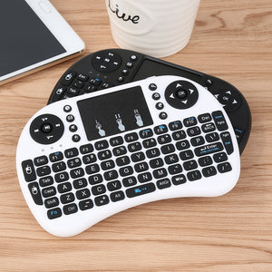 Air Mouse Mini Wireless Keyboard Touchpad Remote Control for Android TV BOX 2.4GHz Fly Mouse Mini Keyboard