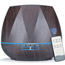 Load image into Gallery viewer, Diffuserlove 500ML Remote Control Air Humidifier Essential Oil Diffuser Humidificador Mist Maker LED Aroma Diffusor Aromatherapy